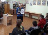 Nuostabūs karpiniai papuošė Gardamo biblioteką