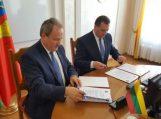 Vizitas į Ašmenos savivaldybę (Baltarusija)
