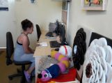 """Literatūros popietėje """"Debesų pilis"""" vaikams pristatyta Janinos Degutytės kūryba"""