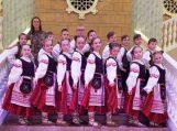 """""""Žiburėlis"""" puikiai pasirodė tarptautiniame festivalyje Rygoje"""