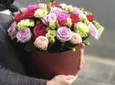 Gėlės į namus praverssiekiant padarytistaigmeną