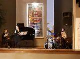 Šilutėje pulsavo smagios džiazo improvizacijos
