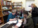 Skaitmeninio raštingumo mokymai Ramučių bibliotekoje