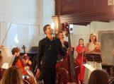 Muzikos vakaras Kintų didžiojoje bažnyčioje