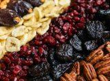Ar sveika valgyti džiovintus vaisius?