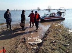 Pagėgių savivaldybėje dėl potvynio paskelbta ekstremali situacija
