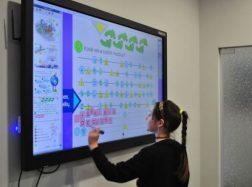 """Pagėgių bibliotekoje – virtuali edukacija """"Apie mokslą – interaktyviai, žaismingai, linksmai!"""""""