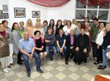 Pagėgių bibliotekininkai dalyvavo jungtiniame kultūriniame renginyje Punske (Lenkijos Respublika)