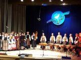 """Vicemeras pasveikino tautinio festivalio """"Trimitatis"""" dalyvius"""