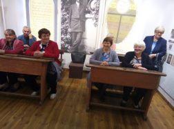 Lumpėnų bibliotekos skaitytojų kultūrinė edukacija Kintuose