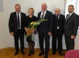 Paminėta Lietuvos socialinių darbuotojų diena