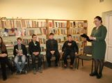 Poezijos diena saugų bibliotekoje