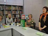 Mokėsi Pagėgių krašto bibliotekininkės