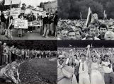 """Atidaroma Vytauto Daraškevičiaus fotografijų paroda """"Į Laisvę. 1988–1991 m."""""""