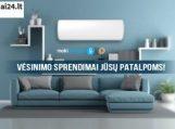 Dėl kokių priežasčių oro kondicionierių rekomenduojama turėti kiekvienam savo namuose?