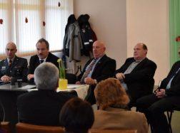 Vadovų ataskaitų pristatymas ir susitikimas su Gardamo bendruomene