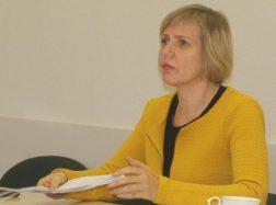 Daiva Žebelienė paskirta į savivaldybės administracijos direktoriaus pavaduotojos pareigas