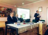 Savivaldybės vadovų ataskaitos pristatytos Žemaičių Naumiesčio seniūnijos gyventojams