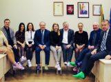 Savivaldybės darbuotojai prisijungė prie palaikymo akcijos, skirtos Dauno sindromą turintiems palaikyti