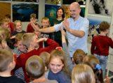 Vydūno viešojoje bibliotekoje – susitikimas su vaikų rašytoju Virgiu Šidlausku