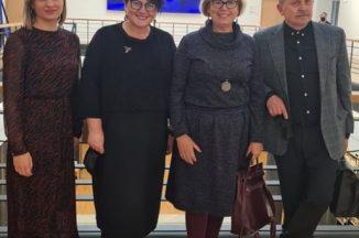 Vydūno viešosios bibliotekos direktorė dalyvavo savivaldybių viešųjų bibliotekų asociacijos visuotiniame narių susirinkime