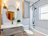 Reikalavimai vonios apšvietimui: kokios charakteristikos yra svarbiausios?
