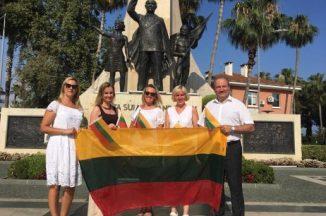 Šilutės savivaldybės delegacija susitiko su partneriais iš Alanijos miesto