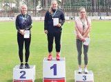 G. Paulauskaitė ir M. Rudzevičius pelnė pirmąsias vietas