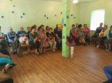 Susitikimas su Pašyšių bendruomene