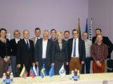 Savivaldybėje lankėsi svečiai iš Kaliningrado srities ir Švedijos