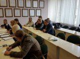 Seimo Kaimo reikalų komiteto narių posėdis Šilutėje