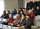 Susitikimai su Katyčių ir Žemaičių Naumiesčio seniūnijų gyventojais