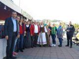 Šilutiškių delegacijos vizitas pas užsienio partnerius