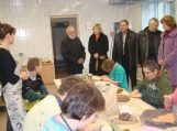Susitikimas Macikų socialinės globos namuose