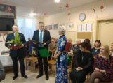 Šilutės senelių globos namai švenčia veiklos 20-metį