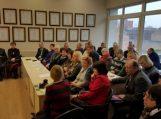 Susitikimas su kultūros įstaigų ir bendruomenių vadovais