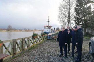 Šilutėje lankėsi Susisiekimo ministras Jaroslav Narkevič