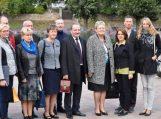 Susitikimas su partneriais Saldus savivaldybėje (Latvijoje)