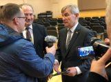 Šilutės krašte lankėsi Seimo Pirmininkas Viktoras Pranckietis