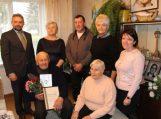Steponas Šiaulinskas – 90-metis iš Saugų