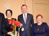 Kultūros ministerijos premija įteikta Indrei Skablauskaitei