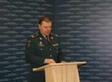 Ataskaitinio pasitarimo metu pristatyti Tauragės policijos veiklos rezultatai