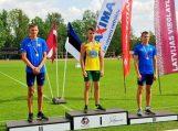 Marius Rudzevičius tapo Baltijos šalių jaunučių čempionu