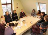 Savanoriškos veiklos startuoliai bibliotekoje – specialiųjų poreikių jaunuoliai