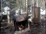Bikavėnų kaime pareigūnai išaiškino bravorą ir jame pagamintos degtinės supirkėją
