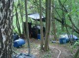 Šilutės rajone – naminės degtinės bravoras su puikiu gamtovaizdžiu ir 4 tonomis raugo