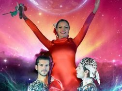 "Tarptautinis projektas-miuziklas ""Baltican Carmen"""