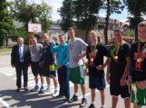 Gatvės krepšinio turnyras 3×3