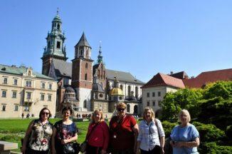 Pagėgių krašto bibliotekininkai dalyvavo kultūrinėje kelionėje po Krokuvą (Lenkija)