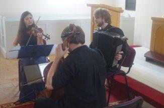 Klasikinė muzika po bažnyčios skliautais